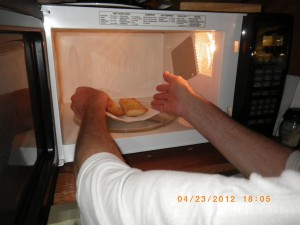Can Microwave Action Damage The Food
